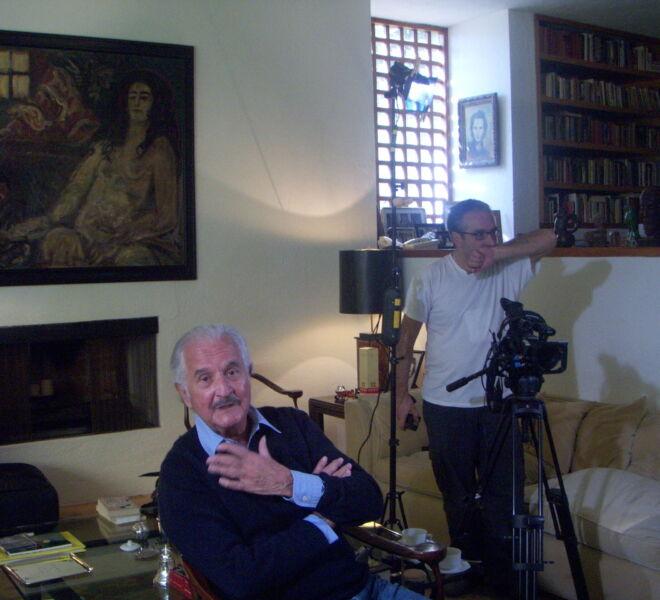 Carlos Fuentes 2